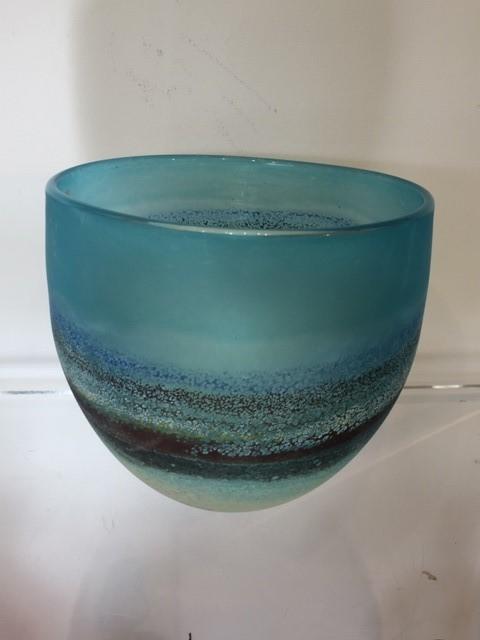 Will Shakspeare, 288 Coast medium/large bowl [aqua/sand]