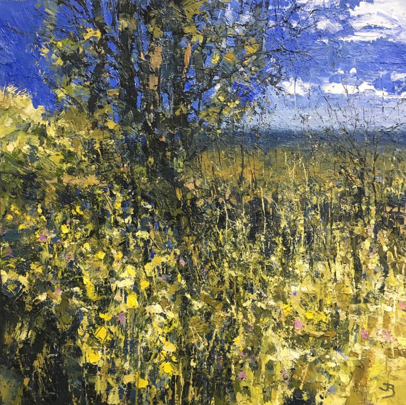 John Brenton, Chipping Campden Hedgerow