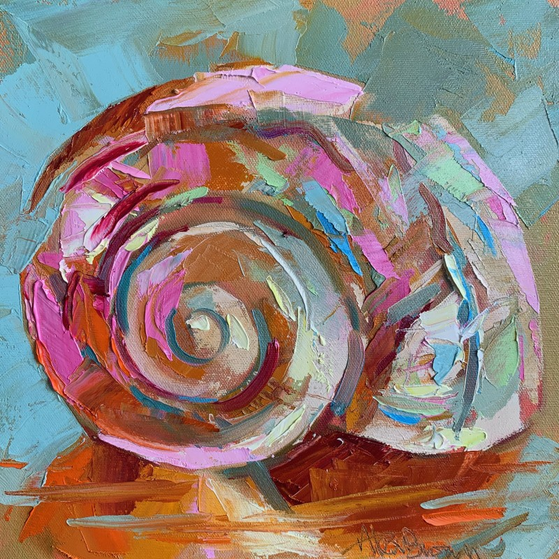 Alex Brown, Turbo shell, Reflection