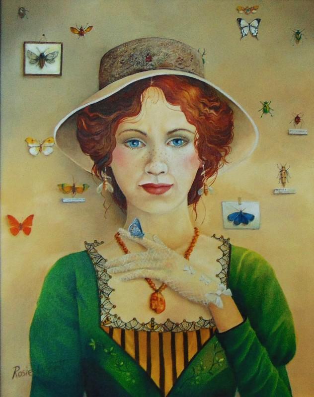 Rosie Lippett, Ladybird