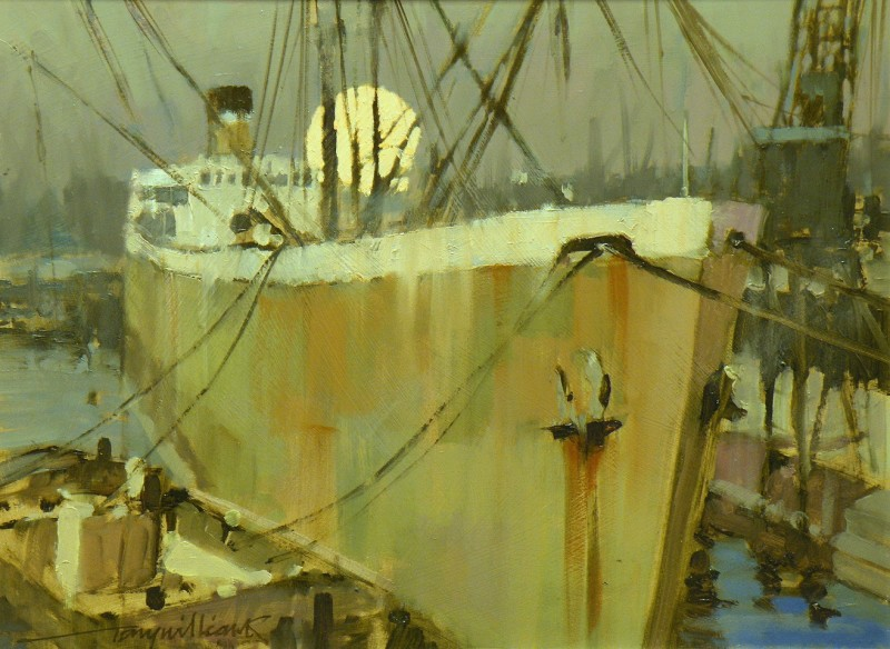 Tony Williams ARSMA SWAc, The City of Ely