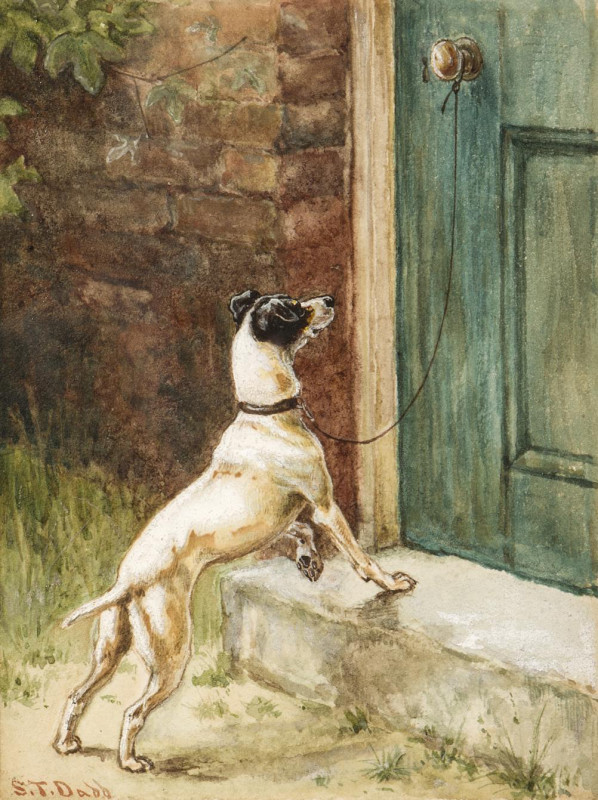 Stephen T. Dadd, Locked out