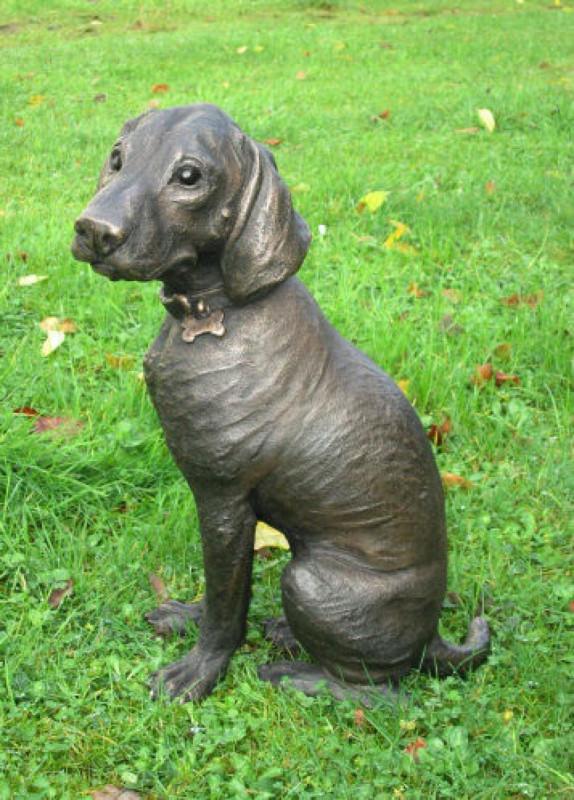 Suzie Marsh ARBS, Ruger - German Shorthaired Pointer puppy 11/75