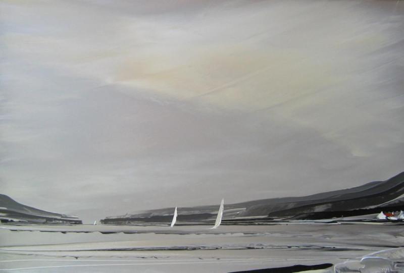 Duncan MacGregor, Across the bay