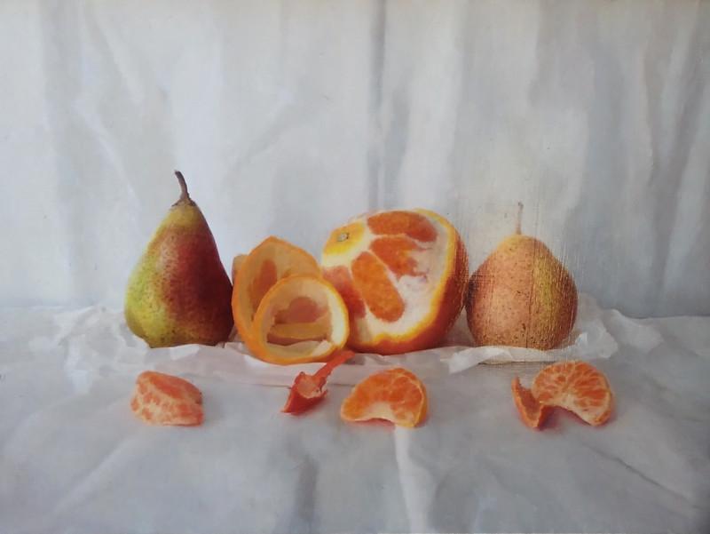 Kate Verrion, Autumn Fruit