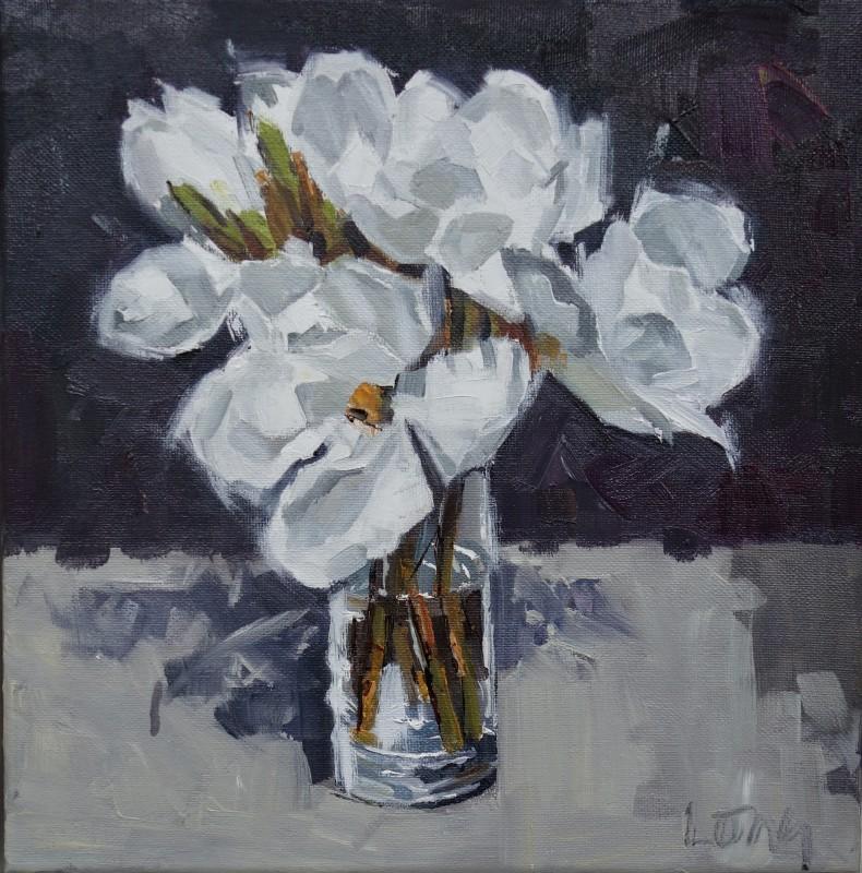 Gary Long, Jar of magnolias