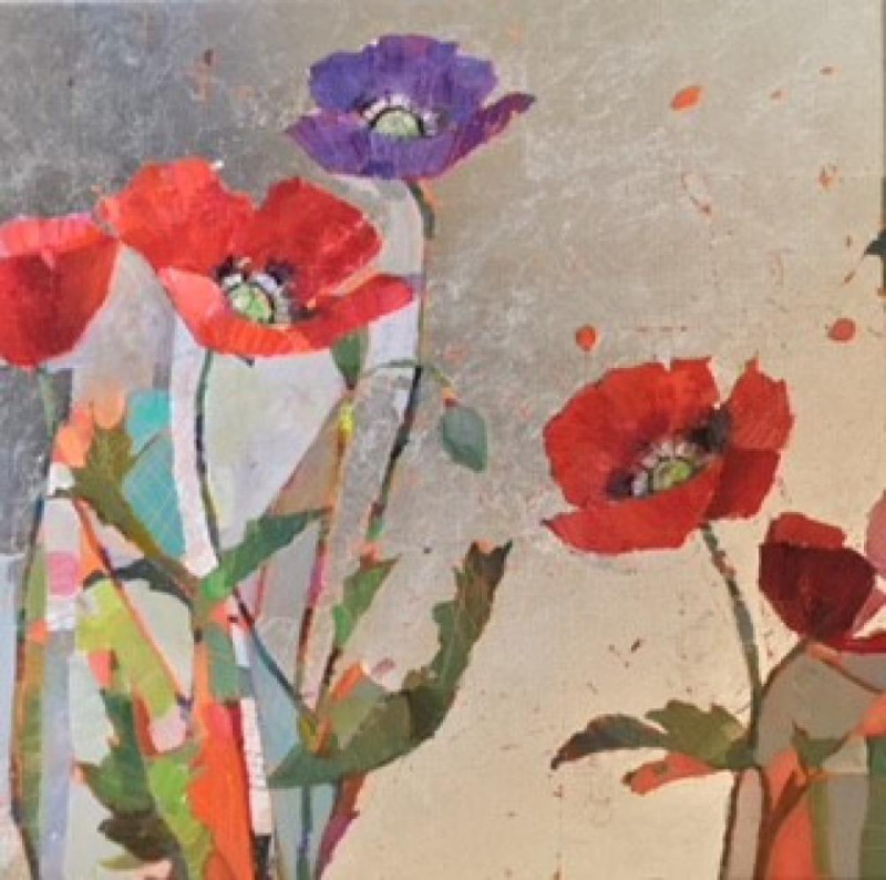 Sally Anne Fitter, Silver poppies