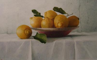 Nigel Ashcroft, Dish of lemons
