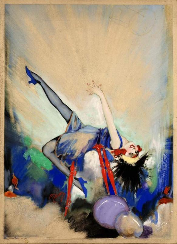 Herbert Pizer, The Blue Bird