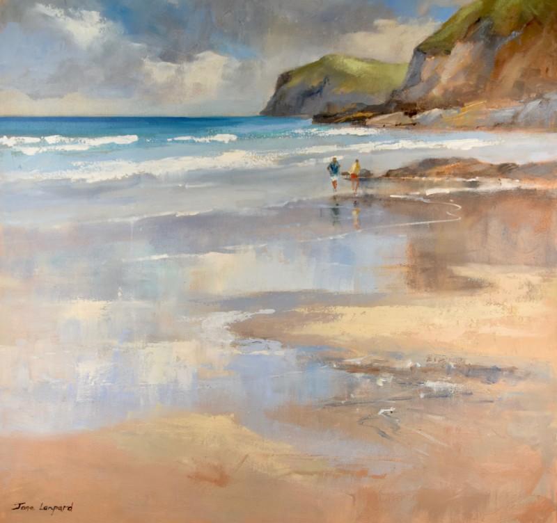 Jane Lampard, Lundy Bay, Cornwall