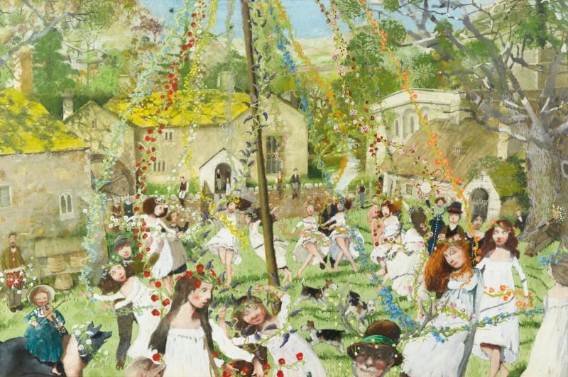 Richard Adams, Middlemoor