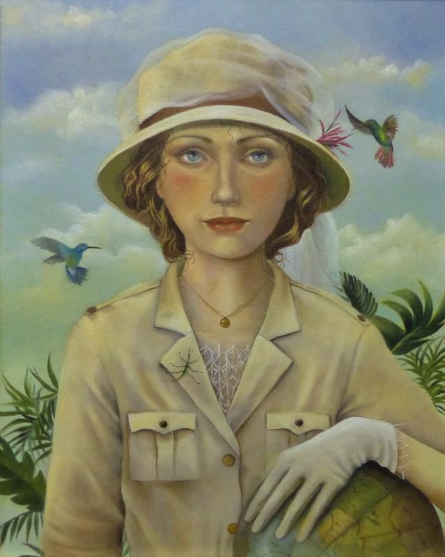 Rosie Lippett, Explorer