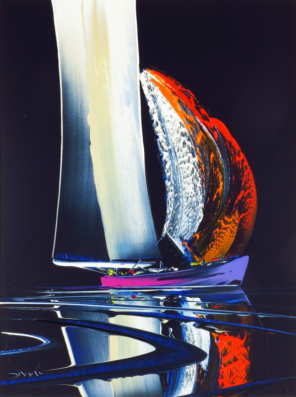 Duncan MacGregor, A splash of colour