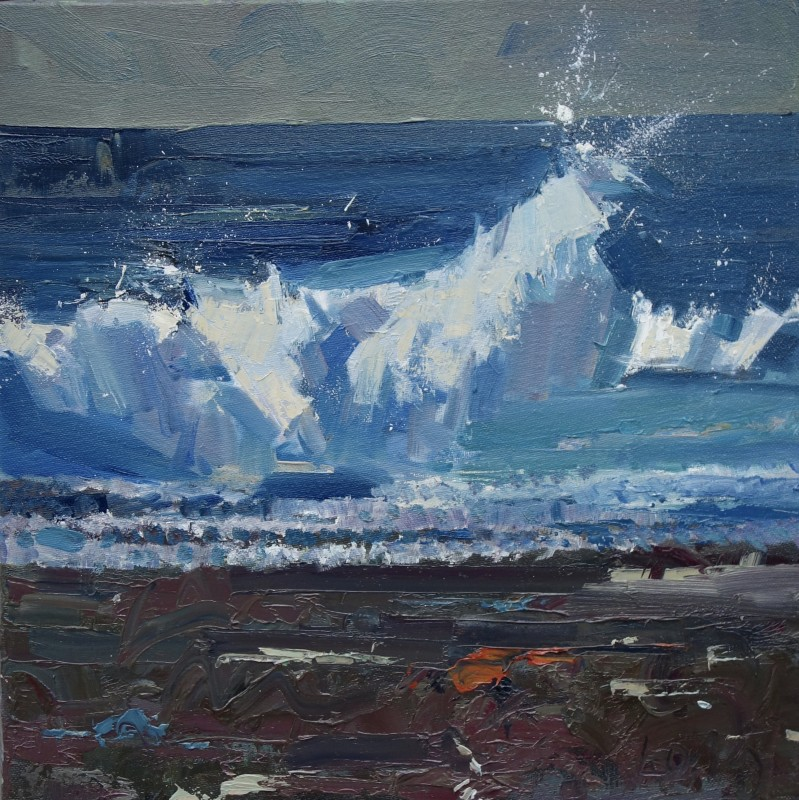 Gary Long, Porthmeor wave