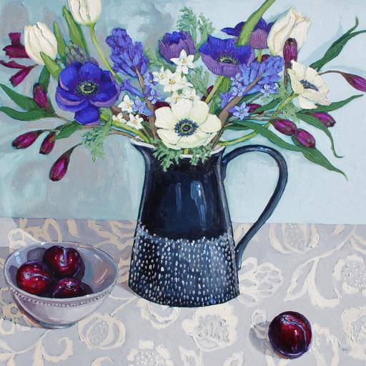 Halima Washington-Dixon, Spring bouquet