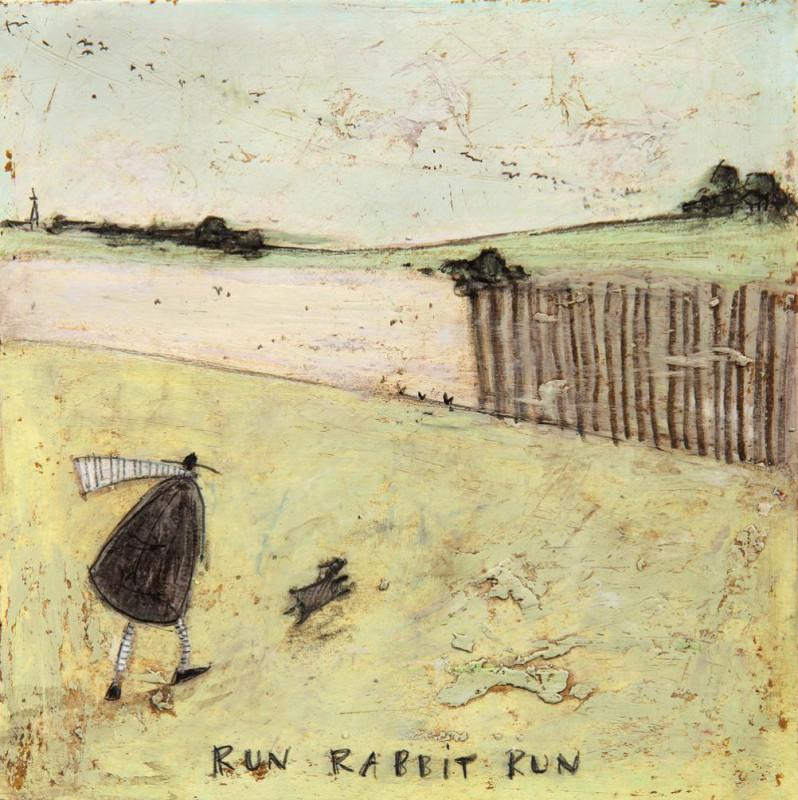 Sam Toft, Run rabbit run