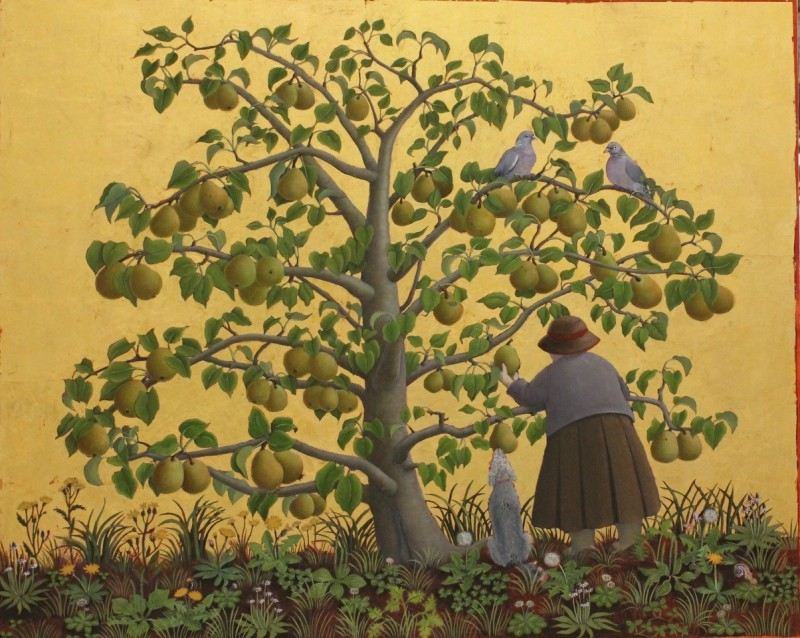 Marcelle Milo Gray, English pear tree SOLD
