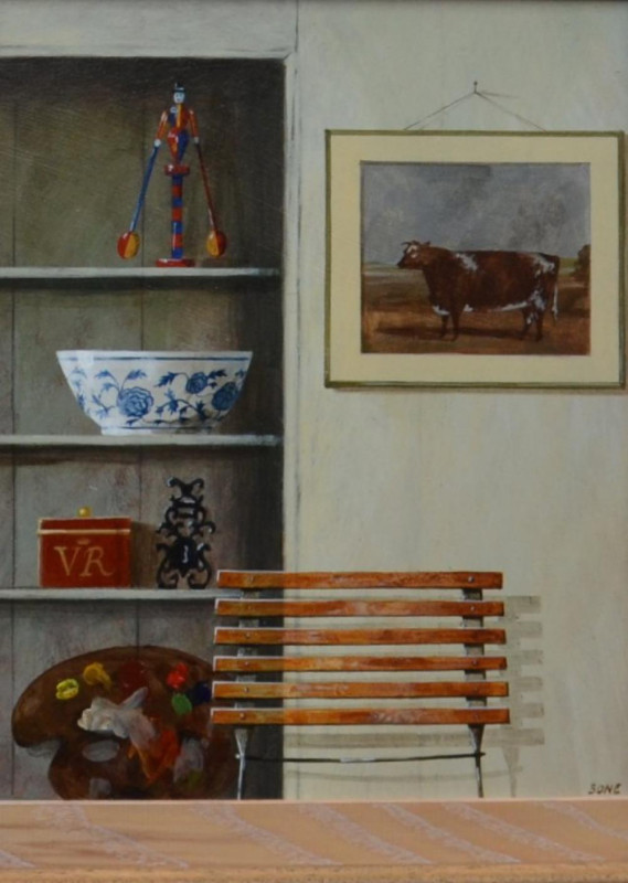 Ron Bone, On One's shelves 1997