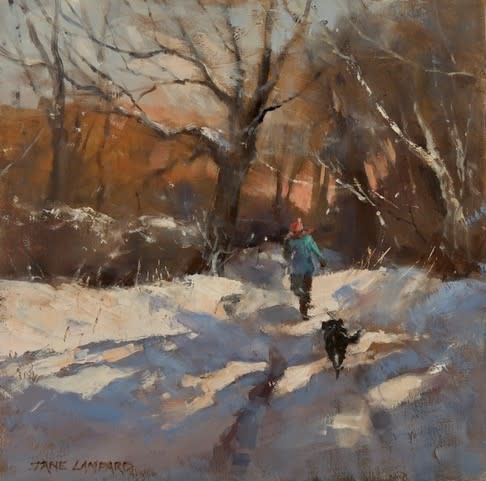 Jane Lampard, Winter afternoon
