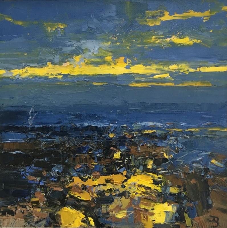 John Brenton, Rockpool reflections