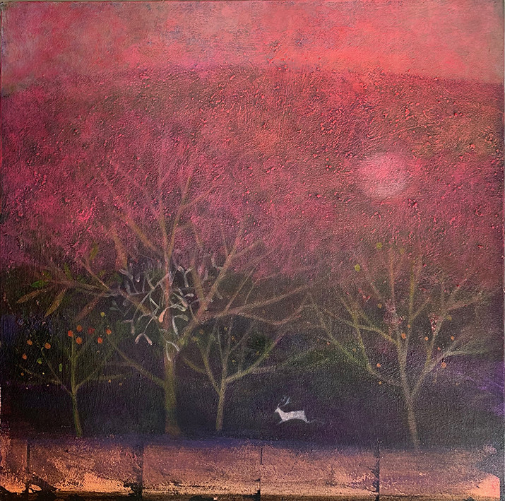 Catherine Hyde, The russet night