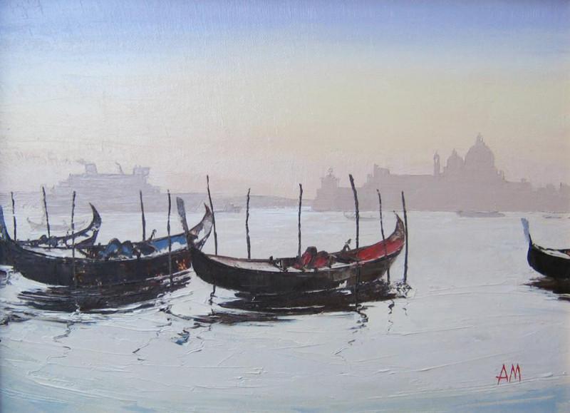 Austin Moseley RBSA, Venice