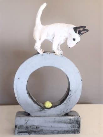Chris Cummings, Bulldog on hoop