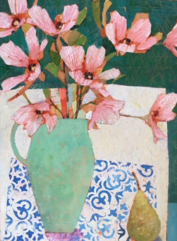 Sally Anne Fitter, May Table