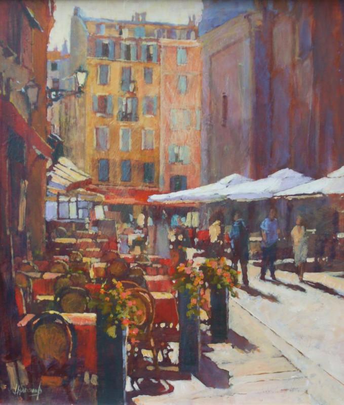 John Hammond, SWAc, Sunlight, old town, Nice