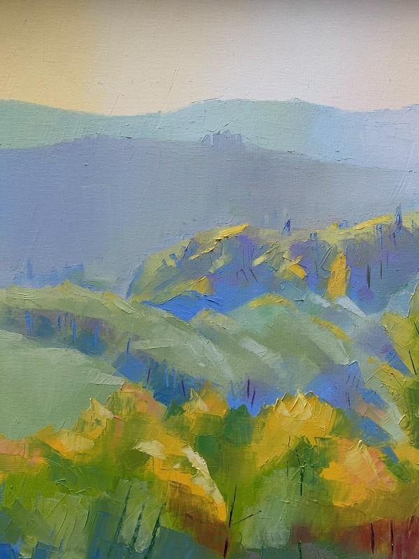 Alex Brown, The Dordogne river valley