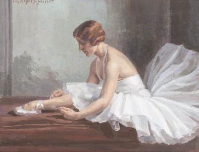 Suzanne Daynes Grassot, Ballet dancer