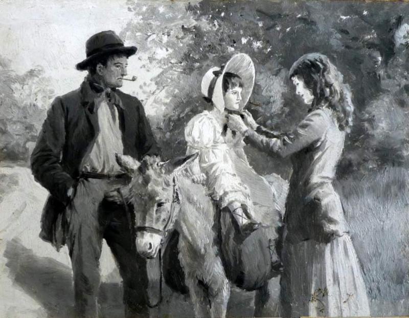 Percy Tarrant, Maggie & The Gipsies