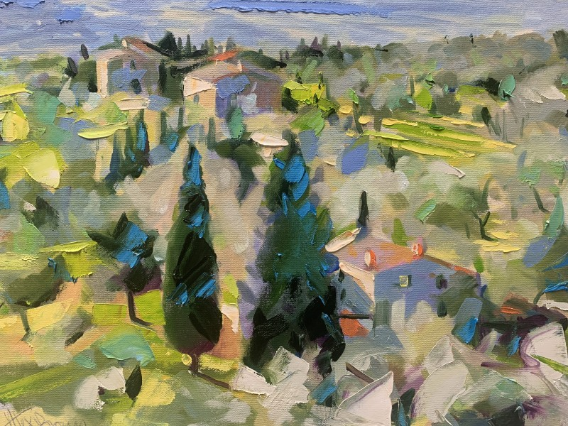 Alex Brown, Tuscany SOLD