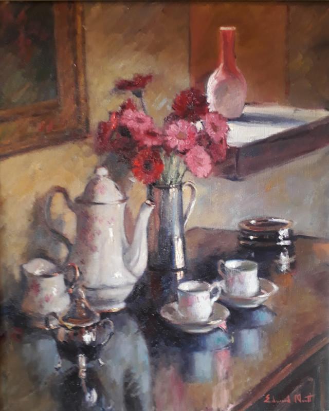 Edward Noott RBSA, Reflections