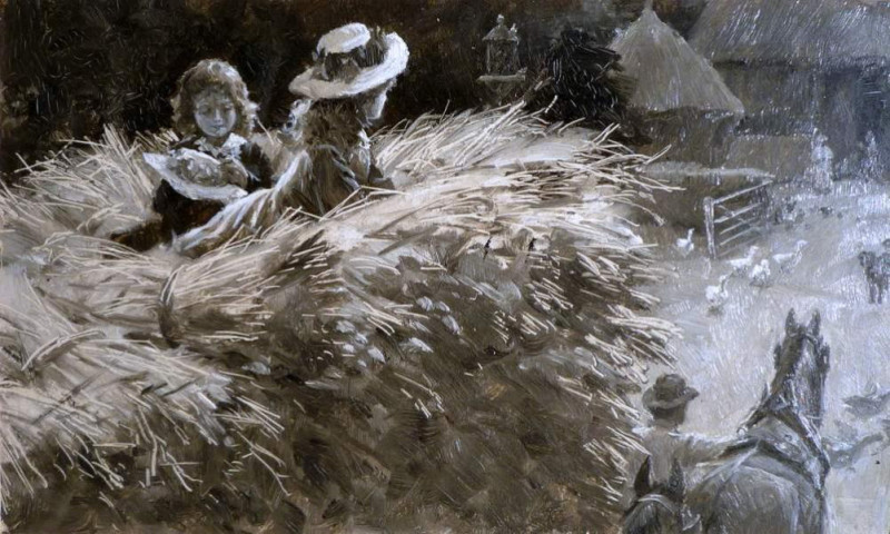Percy Tarrant, Leading the Wheat