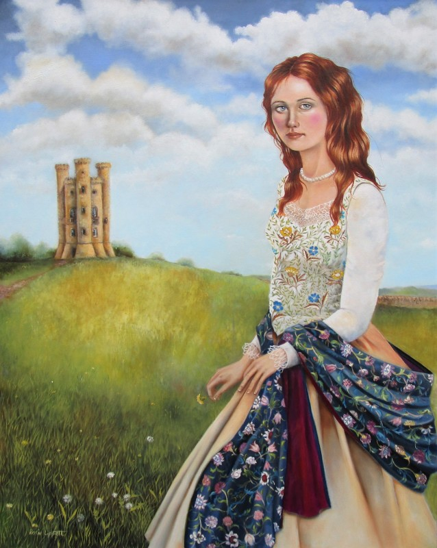 Rosie Lippett, A tower of beauty