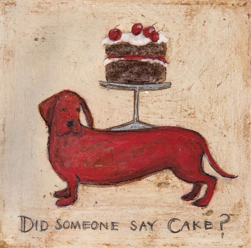 Sam Toft, Did someone say Cake