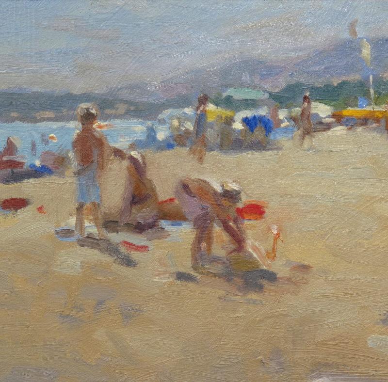 Edward Noott RBSA, Summer fun