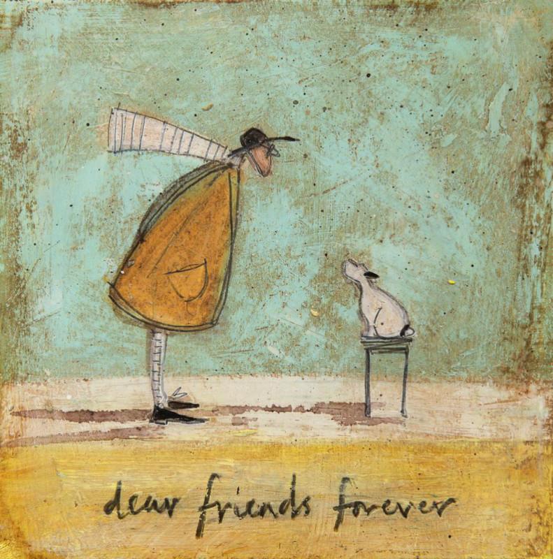 Sam Toft, Dear friends forever