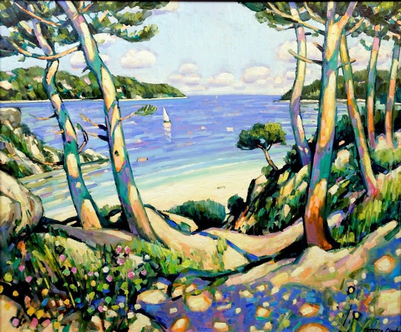 Terence Clarke, Through the Pines at Port D'Olon