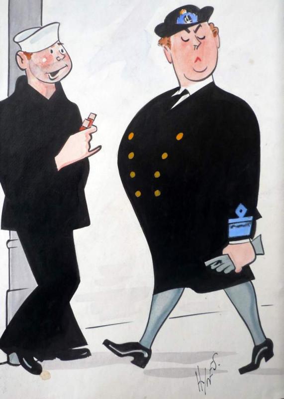 Edward Sylvester Hynes FRGS, Yankee Humour