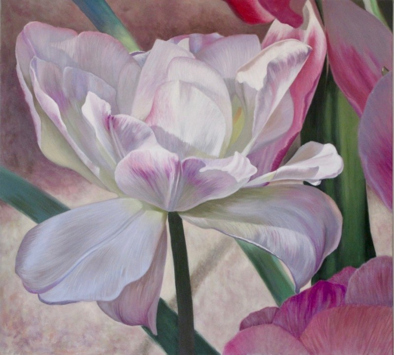 Trish Claridge, White Blush
