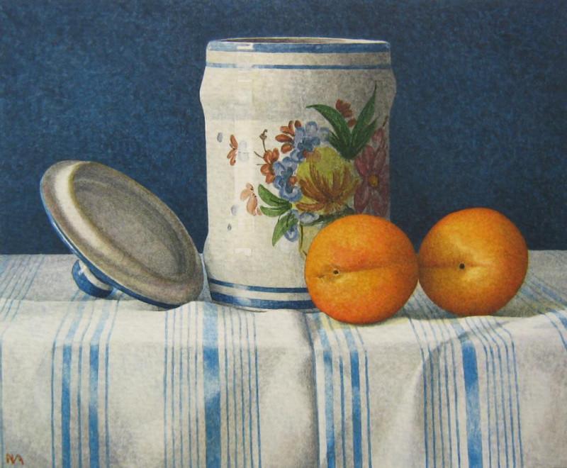 Nigel Ashcroft, Apricots