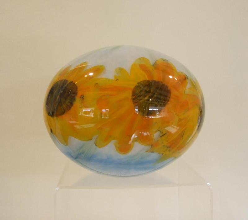 Peter Layton, Sunflower - large sphere