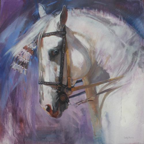 Sally Martin, Grey Andalusian I
