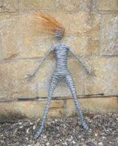Rachel Ducker, Large wall-mounted figure