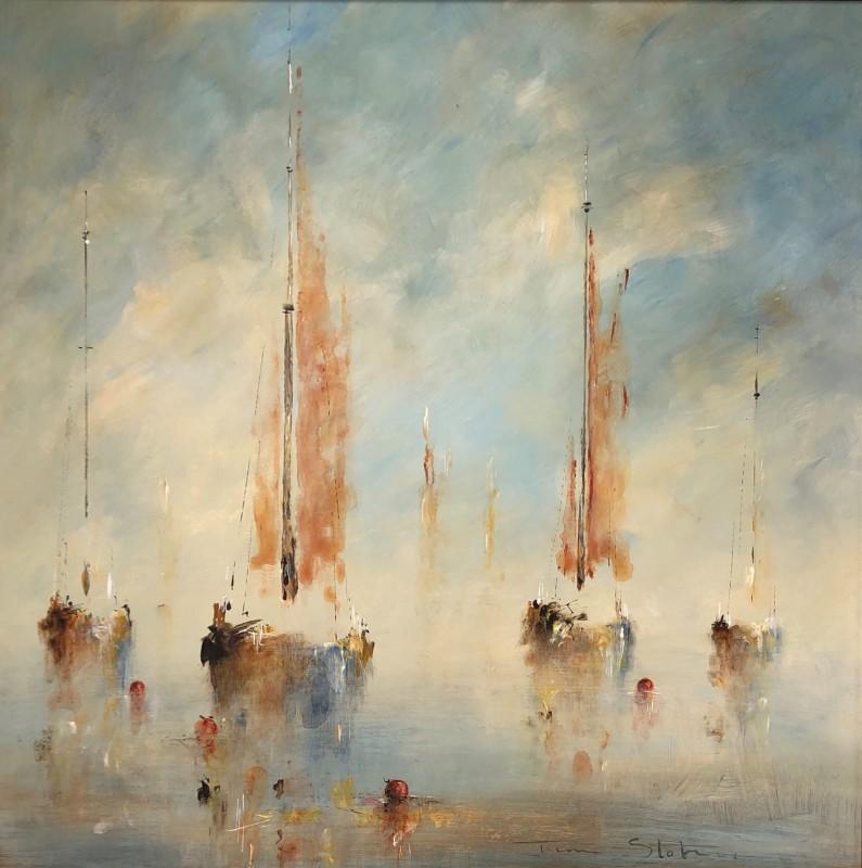 Tina Stokes, Sail day