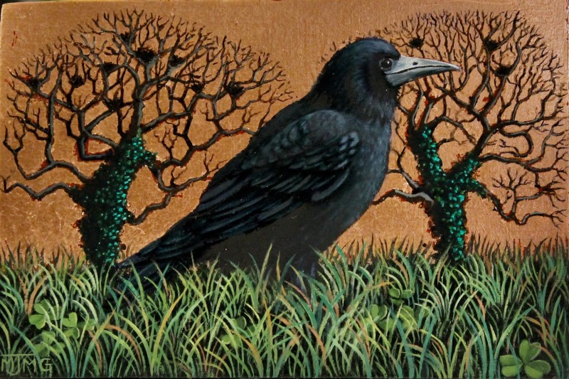 Marcelle Milo Gray, Rook SOLD