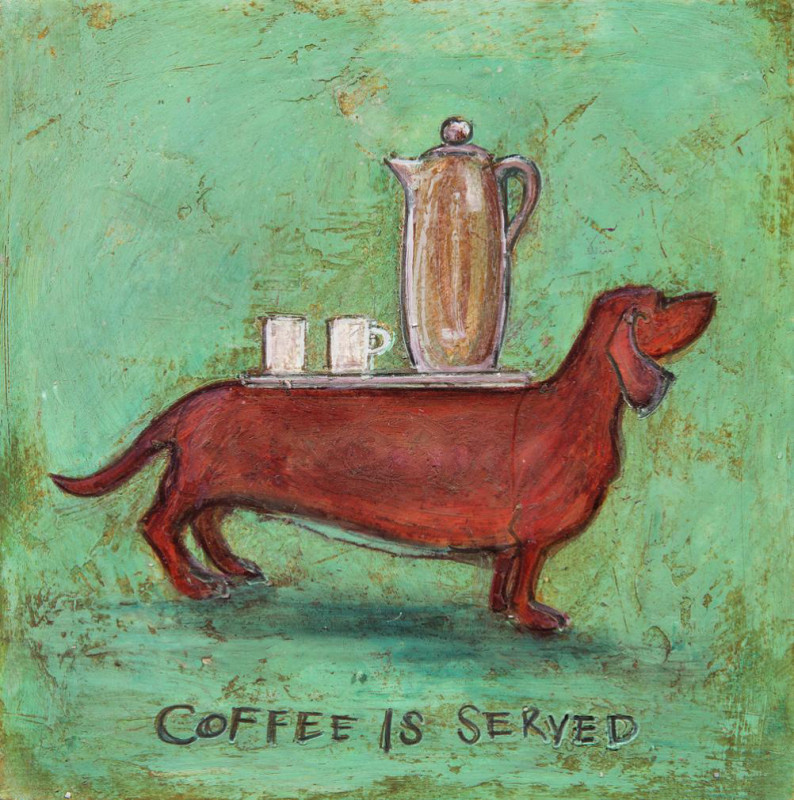 Sam Toft, Coffee is served