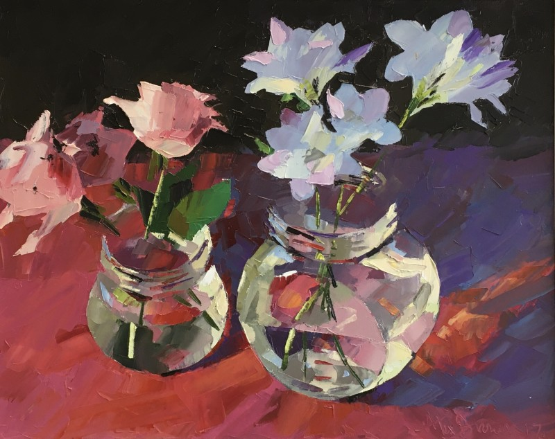 Alex Brown, Two Kilner Jars
